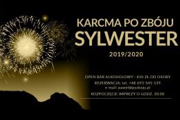 Zakopane Wydarzenie Sylwester Impreza Sylwestrowa w Karcmie Po Zbóju
